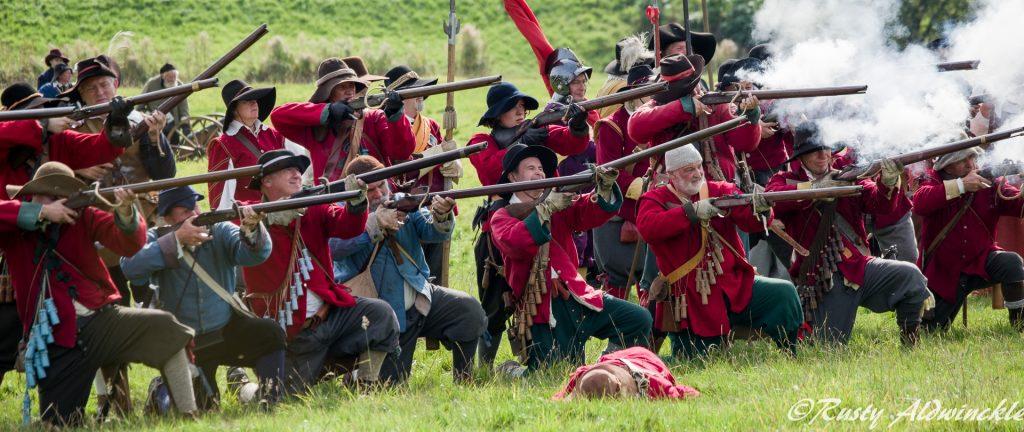 Battle Re-enactment