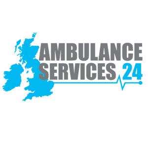 Ambulance Services 24 logo
